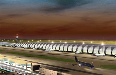 12阿联酋迪拜机场