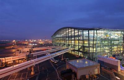 11英国伦敦希思罗机场