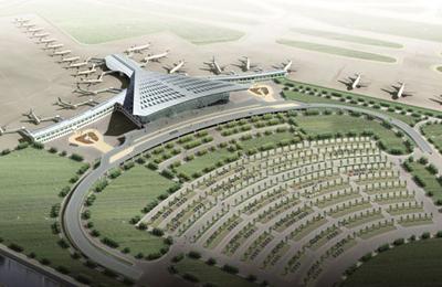 8天津滨海机场