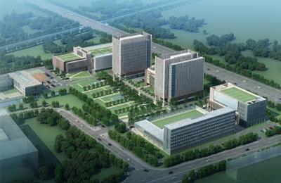 中国银行数据中心