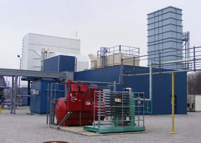 渥弗林电厂