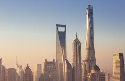 商务楼宇-上海中心