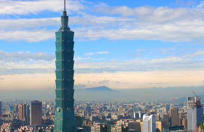 商务楼宇-台北101